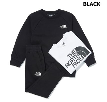 THE NORTH FACE Unisex Street Style Co-ord Kids Girl Tops