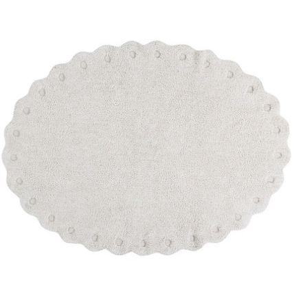 Plain Round Art Patterns Carpets & Rugs