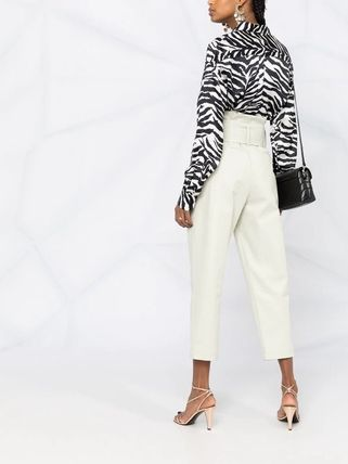 Casual Style Cotton Cropped & Capris Pants