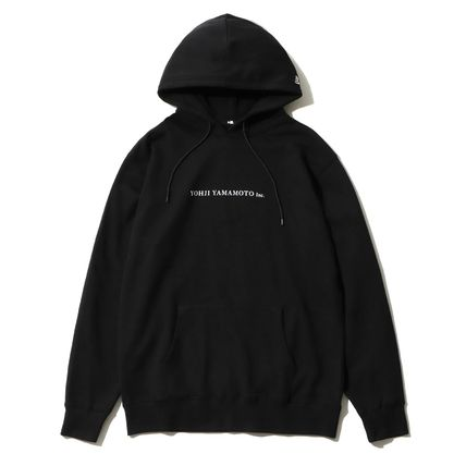Yohji Yamamoto Pullovers Unisex Street Style Collaboration Long Sleeves