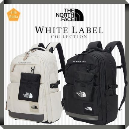 THE NORTH FACE Unisex Street Style Collaboration Logo Backpacks