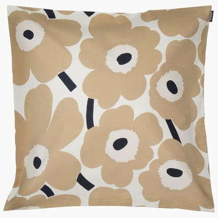 Flower Patterns Unisex Scandinavian Style Decorative Pillows