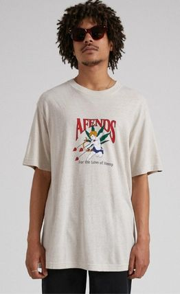 AFENDS More T-Shirts Unisex Street Style T-Shirts 2