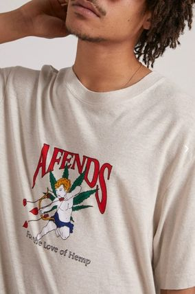 AFENDS More T-Shirts Unisex Street Style T-Shirts 3