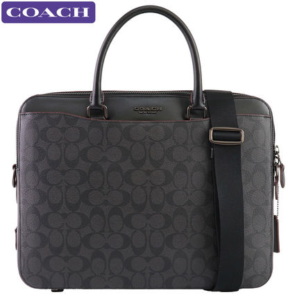 Coach SIGNATURE Beckett Day Bag In Signature Canvas
