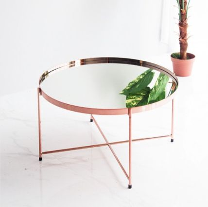Gold Furniture Consoles Coffee Tables Table & Chair