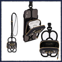 Christian Dior DIOR OBLIQUE 30 Montaigne Phone Cover With Airpods Pro Case