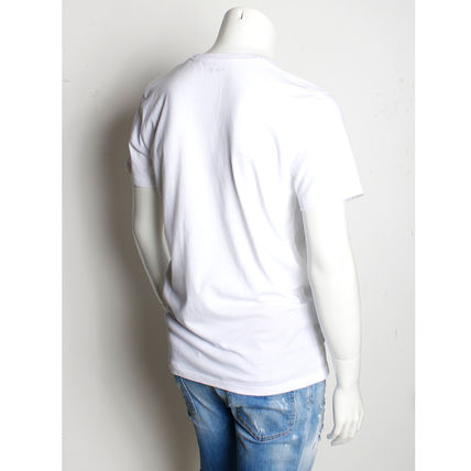 Abercrombie & Fitch Crew Neck Crew Neck Cotton Short Sleeves Logo Surf Style 3