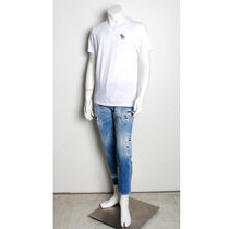 Abercrombie & Fitch Crew Neck Crew Neck Cotton Short Sleeves Logo Surf Style 5