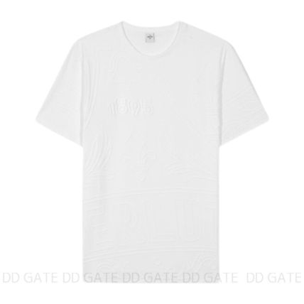 Berluti More T-Shirts Pullovers Street Style Cotton Short Sleeves Logo Luxury 3