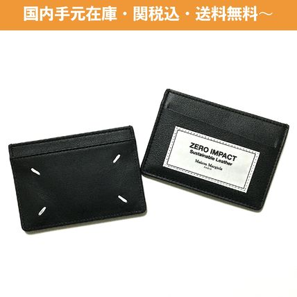 Maison Margiela Logo Unisex Card Holders