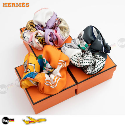 HERMES Hair Accessories