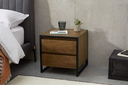 Wooden Furniture Night Stands Kitchen & Dining Room
