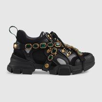 GUCCI Unisex Low-Top Sneakers