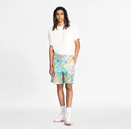 Louis Vuitton Lv Pastel Shorts