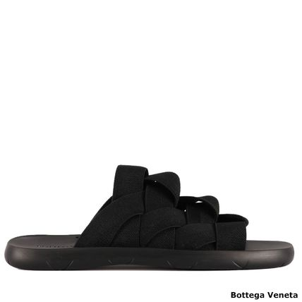 BOTTEGA VENETA Plain PVC Clothing Sandals