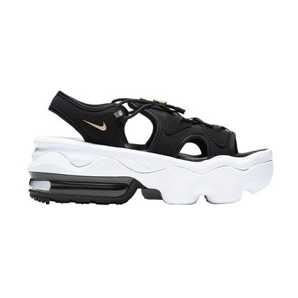 Nike AIR MAX Street Style Plain Logo Sandals
