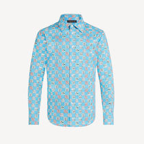 Louis Vuitton Shirts Other Plaid Patterns Street Style Long Sleeves Cotton Logo 6