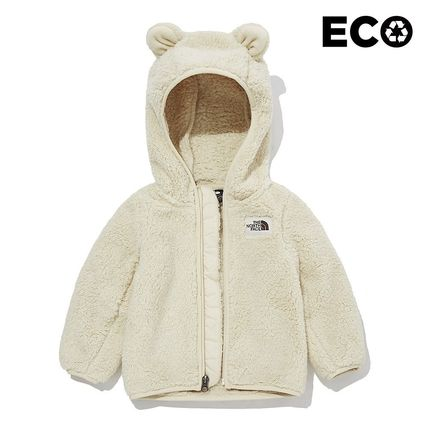 THE NORTH FACE Shearling Unisex Baby Girl Outerwear