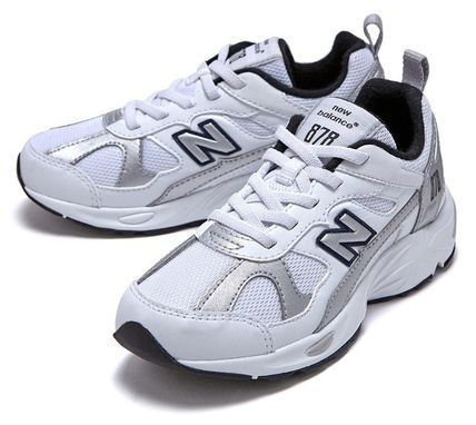 New Balance 878 Unisex Street Style Kids Girl Sneakers