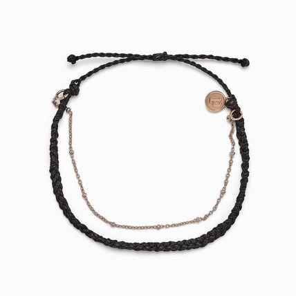 Ron Herman Unisex Street Style Chain Anklets