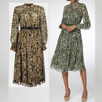 Max Mara Studio Casual Style Silk Party Style Office Style Elegant Style