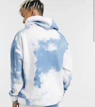 JADED LONDON Hoodies Pullovers Unisex Sweat Street Style Tie-dye Long Sleeves 6