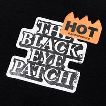 BlackEyePatch Hoodies Pullovers Unisex Sweat Street Style Long Sleeves Plain 5