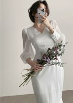 Party Style Elegant Style Formal Style  Sheer Dresses