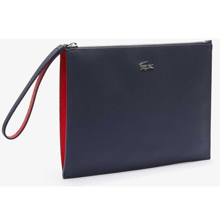 LACOSTE Logo Clutches