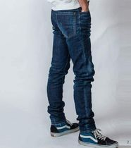 D SQUARED2 More Jeans Tapered Pants Denim Street Style Plain Jeans 4