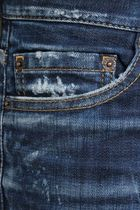 D SQUARED2 More Jeans Tapered Pants Denim Street Style Plain Jeans 6