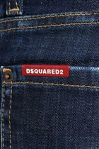 D SQUARED2 More Jeans Tapered Pants Denim Street Style Plain Jeans 8
