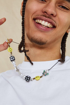 JADED LONDON Street Style Chain Necklaces Necklaces & Chokers