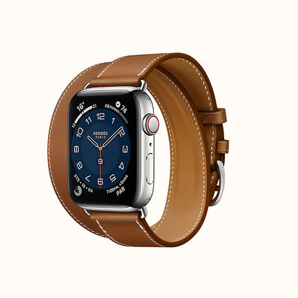 HERMES Band Apple Watch Hermes Double Tour 44Mm
