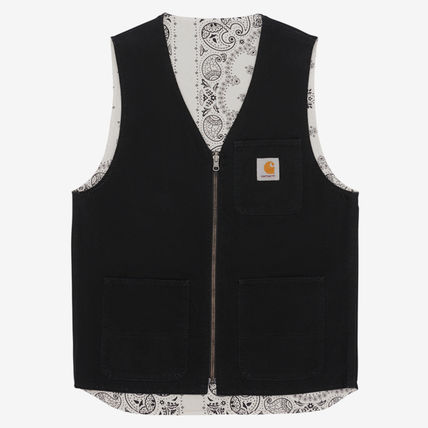 Unisex Plain Logo Vests & Gillets
