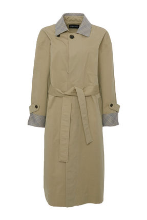 Street Style Oversized Trench Coats