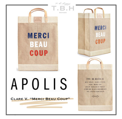 Apolis Collaboration Plain Shoppers