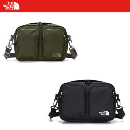 THE NORTH FACE Unisex Street Style Logo Messenger & Shoulder Bags