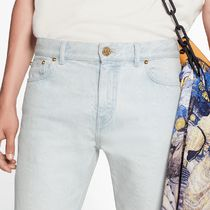 Louis Vuitton More Jeans Perforated Slim Jeans 4