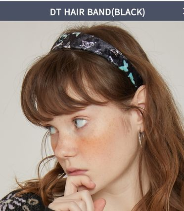 Casual Style Unisex Street Style Hair Accessories
