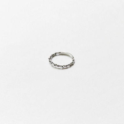 HANNA543 Rings Casual Style Unisex Street Style Rings 2