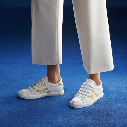 HERMES Street Style Activewear Shoes