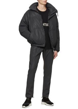 FEAR OF GOD ESSENTIALS Logo Down Jackets