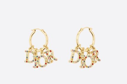 Christian Dior DIOREVOLUTION Costume Jewelry Casual Style Blended Fabrics Party Style