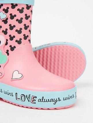George Collaboration Kids Girl Rain Shoes
