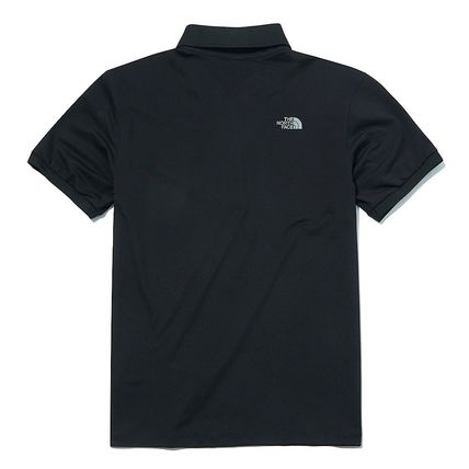 THE NORTH FACE Logo Outdoor Cotton Street Style Polos