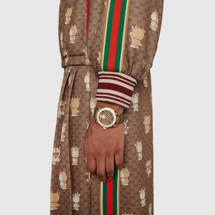 GUCCI Unisex Collaboration Analog Watches