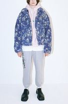 Mark Gonzales Casual Style Unisex Street Style Pants