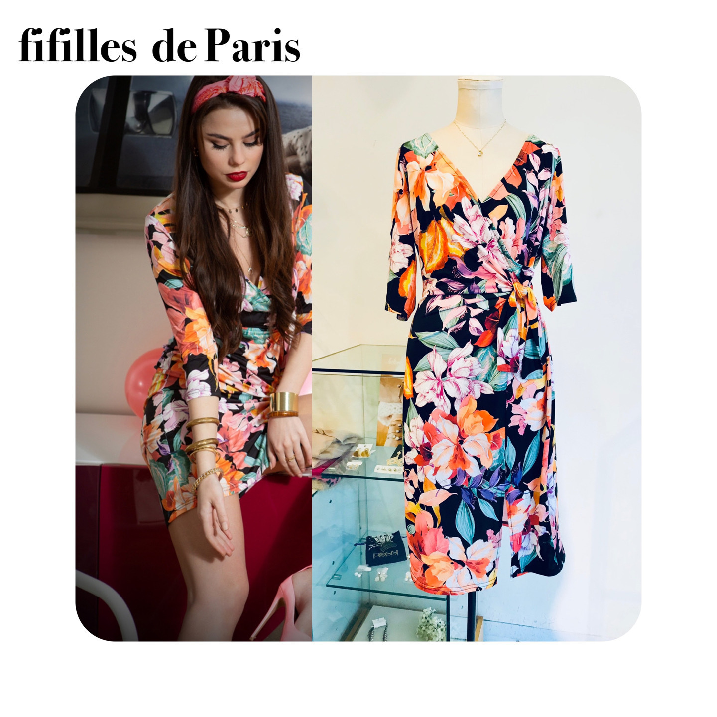 shop fifilles de paris clothing